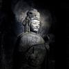 鎌倉百八景108-43 長谷の弁天窟 銭洗いは鉄洗い?