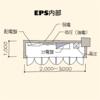 建築士 設備計画〜EPS計画〜