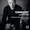 チャイコフスキー:交響曲第5番 / パーヴォ・ヤルヴィ, チューリッヒ・トーンハレ管弦楽団 (2020 CD-DA)
