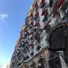 パリのプラザ・アテネホテルでクリスマスランチ
