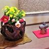 3月4日(月)のランチ膳&手作りケーキメニューです。