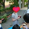 Nico 教会学校のイベントに参加 心が癒されていました。