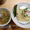 銀座 篝(かがり) @Echika fit 銀座店  鶏白湯魚介つけSOBA