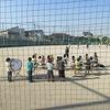 6年生:開会式・閉会式の練習 チームリーダーを中心に