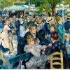 ルノワール 「ムーラン・ド・ラ・ギャレットの舞踏会」 蛇神の食事会