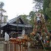 新熊野神社(いまくまのじんじゃ) 左義長神事(さぎちょうしんじ)