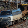 貨物列車撮影 6/3 鮫代走の新日鉄レール輸送