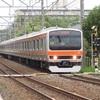 武蔵野線 E231系 MU2編成 外房線内試運転