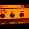 GT-100ハイゲイン・アンプモデルの音作り、やつはりR-FIER使いこなしたひ