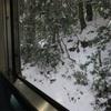 鞍馬寺、大雪のレポート