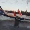 【搭乗記】アエロフロート、SVO→MAD A321エコノミー