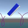 VR空間に線を描いたり、消したり