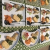 9月9日(日)のランチ膳&手作りケーキメニューです。