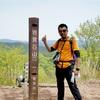 高水三山へ妻とハイキングに行く