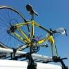 【ロードバイク】サイクルキャリア取付 フォークロック3 inno INA391