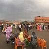 【モロッコ】フナ広場とハマム