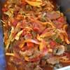 豚肉のトマト煮込み ローズマリー風味
