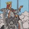 タロットカード:小アルカナ ソードのクイーン