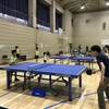 f(エフ)オープン卓球大会 その1