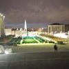 夜のブリュッセル街歩き