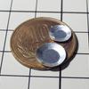 【ミニチュアフード】金属製の食器(丸皿)の作り方