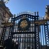 「バッキンガム宮殿の衛兵交替式にギリギリで行って、ほとんど見えなかった」の巻⁈