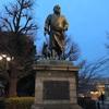 【上野】西郷隆盛の像  西郷さんの生前の写真があった⁈