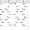 EXCEL表をTableタグに変換する 其の参(文字の水平位置を反映する)