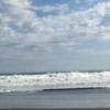撃沈。〜サーフィン日記(2017/01/11・一宮ファミマ前・アタマオーバー・サイドやや強▽30)cnt.7〜