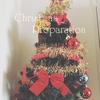 クリスマスの準備はじめました