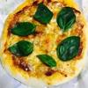 【自給自足の第一歩】摘みたてバジルで手作りピザ