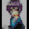 ターミナル内で画像を表示するコマンド(cacaview)