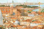 ルイ・ヴィトンの芸術的な大人の旅行ガイド「トラベルブック」が美しい!