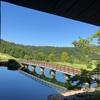 9月親睦会、白竜湖。