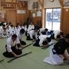 2017年 静岡神刀柔進会 稽古始め