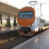 モロッコ1人旅行記 カサブランカ モロッコ鉄道ONCF カサ・ボヤージュ駅からムハンマド5世国際空港駅への移動の様子