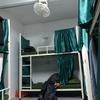 外人の多いホステル滞在