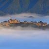竹田城の雲海は11月~12月上旬が最も濃く、インスタ映えすること間違いなし!!