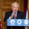 コロナウイルス イギリスで新たな行動規制強化