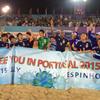 ビーチサッカー日本代表 AFCビーチサッカー選手権マレーシア2017(3/4~11)メンバー