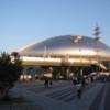 「世界よ、これが未来だ」野球場⇔サッカー場に変身できる札幌ドーム。