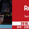 【楽天オープン】【テニス】錦織の準優勝よりも気になった後ろの美女は誰?