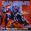 【レビュー】IRON MAIDEN Live Album『A Real Live Dead One』