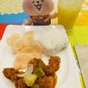 フィリピンの気軽に中華が食べられるお店Chowkingのメニューには酢豚だけじゃなくて酢鶏?も酢魚?もある💦