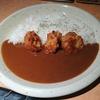 【渋谷カレー】カレーショップ「いんでぃら」で欧州の唐揚げカレーが美味しかった!【評価感想】
