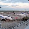 旅の終わりに...飛行機・空港好きなら毎回行くであろう定番のここ!