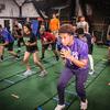 スピードとアジリティ:その定義とトレーニング(スピードを向上させるには、アスリートの身長や体重に関係なく、ストライド長とストライド頻度を最大限に向上させなければならない)