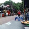 バンコクのカオサンで散歩&朝食のあと、アユタヤへ移動した(Bankok to Ayutthaya)