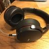 ソニーのワイヤレスヘッドフォン MDR-XB950BT を買った。