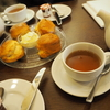 Diary in English♡On the 8th of Oct.  I love cream tea!